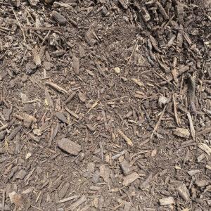 select hardwood mulch