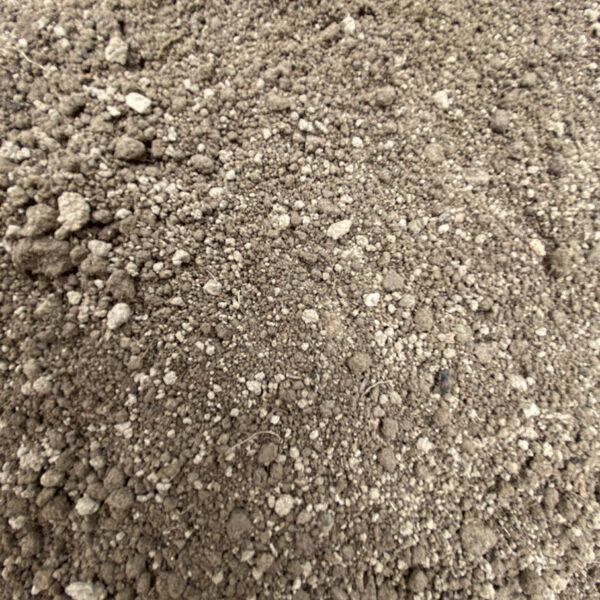 pulverized top soil